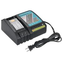 6.5A Rapid Li ion charger for 14.4V 18V Makita power tools battery Replacement for Electric Screwdriver power tool Accessories
