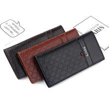 CarrKen Brand Mens Wallets Soft Leather Purse For Credit Car