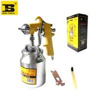 Free shipping BOSI 1L/1000cc PQ 2 spray painter gun
