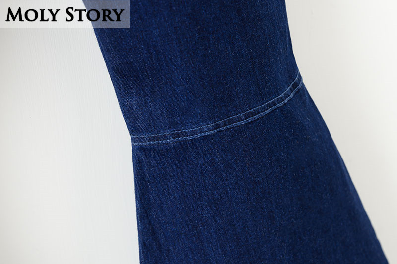 4ece622ca23 New Fashion Vintage Hippie Super Flare Jeans Women High Waisted Ladies Wide  Leg Tassel Jeans Stretchy F Denim Pants-in Jeans from Women s Clothing on  ...