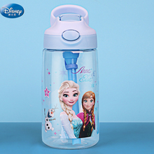 Kids frozen elsa anna Mickey Minnie  Feeding Cups Water Bottle Baby pr