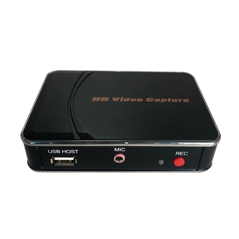 Ezcap 280HB HDMI Vidéo Capture, Capture 1080 P Vidéo De HDMI Bleu Ray Set-top box, ordinateur, boîte de jeu, etc, avec Mic Microphone