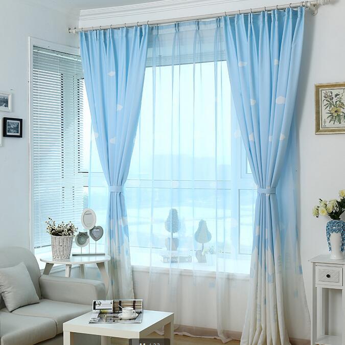 Online kopen wholesale wit katoen gordijnen uit china wit katoen gordijnen groothandel - Kamer gordijnen kind ...