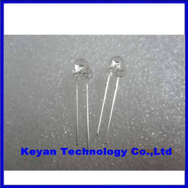100pcs 5mm super bright white light emitting diode dip led straw hat rh aliexpress com