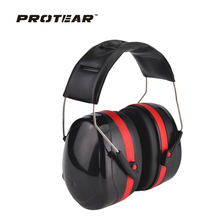 NEW Anti-noise Earmuffs Ear Protector Outdoor Hunting Shooting Sleep Soundproof Ear Muff manufacturing unit study Mute Ear safety