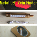 Recarregável LED iluminador imagem de veia veia veia de com brilho ajustável