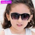 REEDOON Vintage Kids gafas de Sol Marca Diseñador de Moda Gafas de Sol gafas de Sol Gafas de Los Niños Lindo Infantil Inconformista 15213