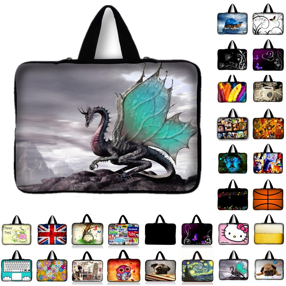 Customizable Neoprene Laptop Bag Tablet Sleeve Pouch For Notebook Computer Bag 7 10 11.6 13.3 14 15 15.4 15.6 17
