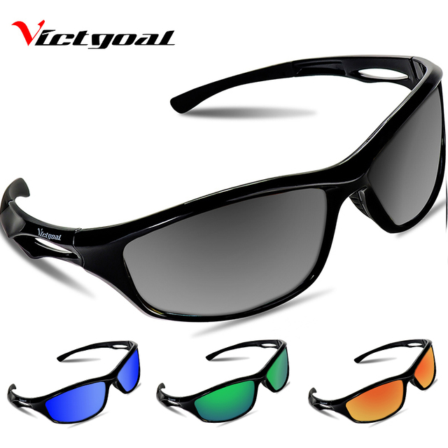 ae42fdf89611 VICTGOAL Polarized Cycling Glasses UV400 Bicycle Glasses Men Women Cycling  Sunglasses Fishing Running Eyeware Sport Sunglasses