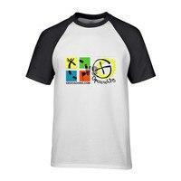 2018 Summer Male Tees Funny Geocaching Print Fashion Geocaching Men T Shirt 3d T Shirt United