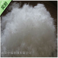 95%white goose down & goose down quilt filler /Outdoor warm /sleeping bag filler & 1.5kg price paypal accepted