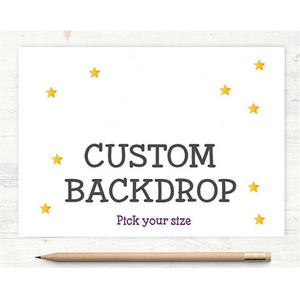 Hot Sale Custom Photography Backdrops Vinyl Oxford Polyester Cloth Photo Studio Backgrounds Personalized Birthday Wedding Party Back Drop