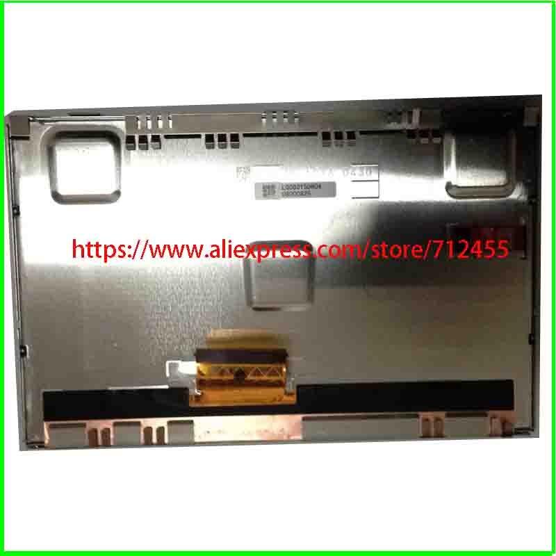 Новый 8 дюймовый ЖК экран панель LQ080Y5DR04 LQ0DAS2982 для Mercedes Ben GL ML350 S300 класса подголовник автомобиля GPS аудио