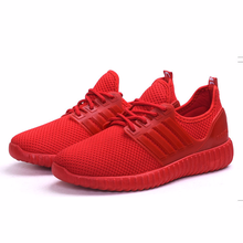 Buy LISM 2018 spring and autumn new women  casual shoes old Beijing mesh solid color flat fashion comfortable breathable shoes directly from merchant!