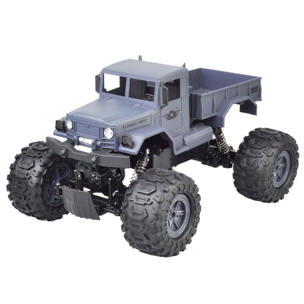High-Performance Climbing RC Car 4WD 1:12 Bigfoot Truck Remote Control Model Crawler Car Desert Truck Off-Road Vehicle Toy Gifts 4wd high speed rc car 2 4gh rc off road bigfoot remote control car truck electric powered vehicle model toy kid best gifts