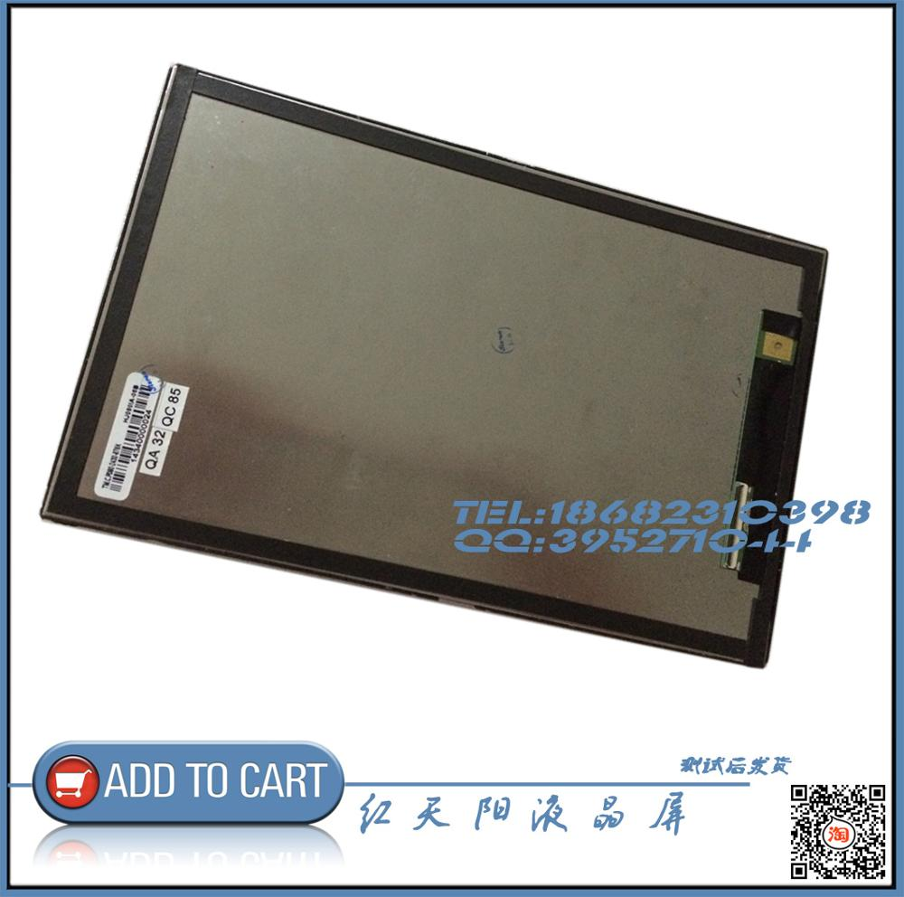 A new original X80h LCD 8 inch IPS screen