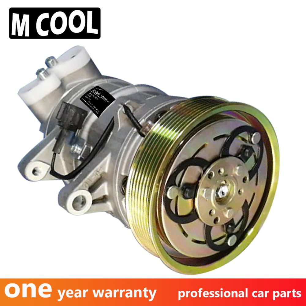 AC Compressor For Nissan Pathfinder 2 7 TD 4WD Patrol Y61 3 0 DTI Terrano R20 3 0Di 3V81045010 92600VB800 92600VC900 5060120390 in Air conditioning Installation from Automobiles Motorcycles
