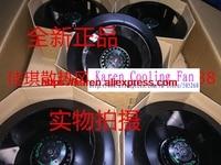 Оригинальный EBMPAPST R2E280 AE52 17 230 В 225 Вт турбины центробежный вентилятор охлаждения fam