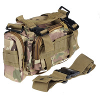Camping Climbing Outdoor New Utility 3P Military Tactical Waist Bags Tactical Assault Backpack Zy