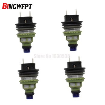 4PCS/LOT 0280150661 Fuel Injector Nozzle For Chevy Geo Metro for Suzuki for Swift 1.0L