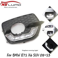 China Cheap 12W High Power Led Auto Daytime Running Drl Light For BMW E71 X6 SUV