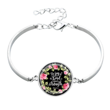 Christian Jewelry Bible Verse Bracelet