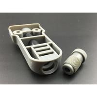 2Pcs Adjustable Shock Absorber Buffer for Doors Slowmotion Dampers Soft Closer Cushion Close