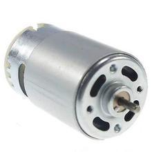 1 pcs Free Shipping RS555 DC Hobby Motor Turbine Generator 12 V 5500RPM High Tor