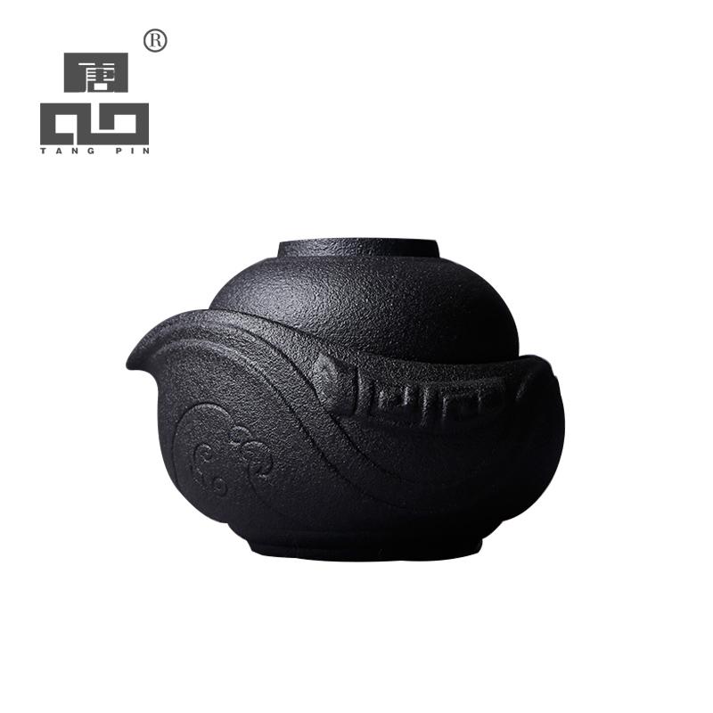 TANGPIN japanese teapot ceramic tea cup coffee pot set portable travel tea set drinkware