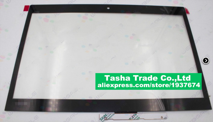 US $61 75 9% OFF|13 3 touch screen digitizer glass for Toshiba Portege Z30  Z30T Z30T A touchscreen laptop digitizer TOUCH PANEL P000628500-in Laptop