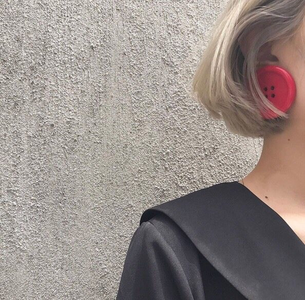 BKLD Earings Fashion Jewelry Streetwear Stud Earrings Candy Color Funny Buttons Earrings For Girls Womens Accessories