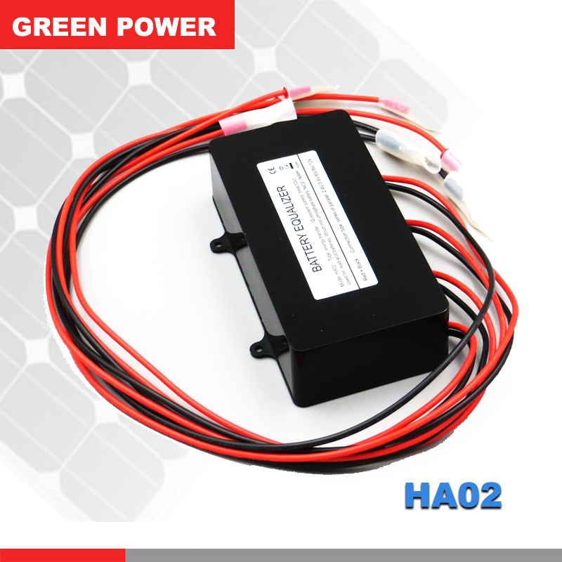 Battery Equalizer <font><b>HA02</b></font> 2.4V/3.6V/6V/9V/12V Lead-acid/Lithium iron phosphate/nickelcadmium secondary Ni/MH Batteries Balancer image