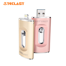 Teclast Usb Flash drive 64gb 3.0 U Stick OTG USB Stick 32gb Memory disk For iPhone 5 5s 6 6s 6 Plus IOS6.0 iPad iPod touch Mac