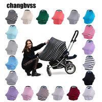 Multi Function Baby Stroller Cover Baby Car Seat Cover Canopy Breastfeeding Nursing Cover Baby Car Covers
