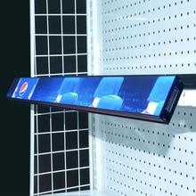 Горячая товар небольшой пиксельный шаг COB экран полки P1.25 используется в супермаркете/клубах/магазине