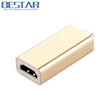 2017 New USB 3.1 Type-C USB-C male To HDMI female 4K*2K 60Hz Adapter Converter Adopter HDMI USB3.1 type c connector for Macbook