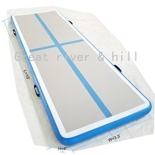 3x1m inflatable gymnastics air track for tumble track on sale