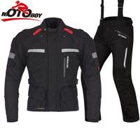 Men's Motorcycle Professional Touring jackets 3 Layer Clothing Reflective Breathable jacket Warm Clothes jackets motorbike