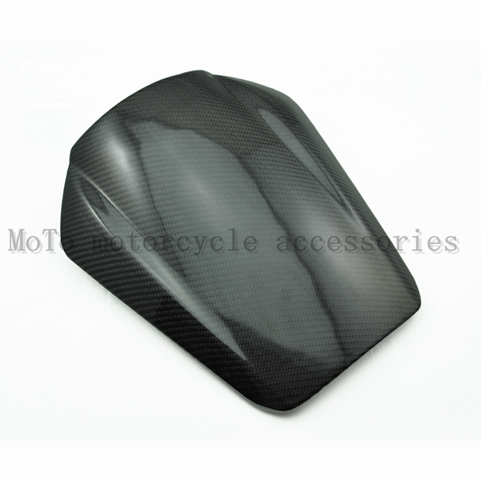 Free Shipping Motorcycle Real Cowl Cover Carbon fiber CBR1000 RR 2008 - 2012 fit for CBR1000RR Rear Seat Cover Cowl