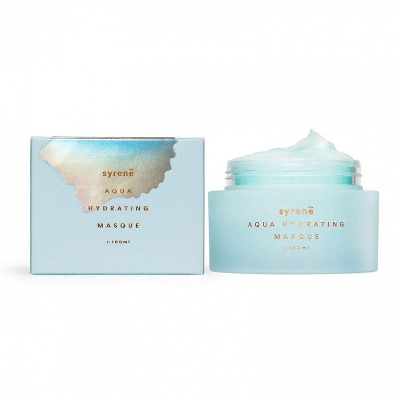 Masque hydratant marin naturel pur crème hydratante nourrissante blanchissant la peau éclaircit les défauts produit de soin de la peau