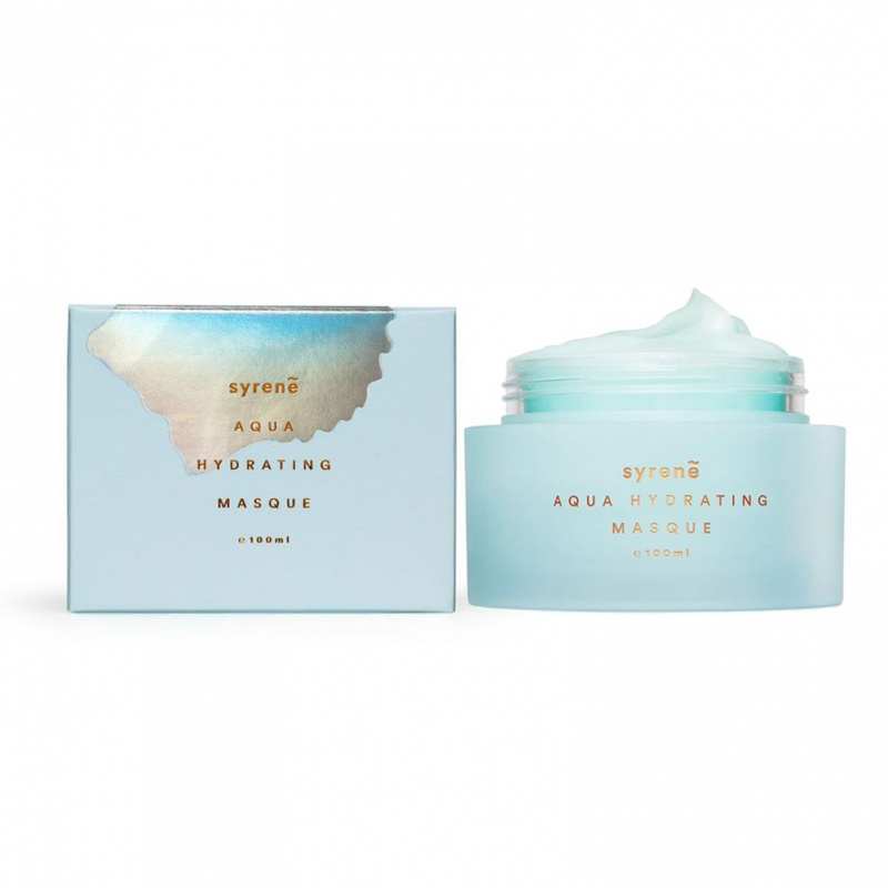 Pure Natural Marine Moisturizing Mask Cream Hydrating Nourishing Whitening Skin Lighten Flaws Skin Care Product