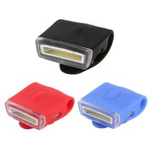 USB Rechargeable LED Bike Tail Light MTB Safety Warning Bicycle Taillight