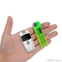 Мини X6 с симпатичными машинками ключ чехол для мобильного телефона Dual Sim волшебный голос bluetooth-устройство автоматического набора номера Под...