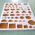Papel Quilling Template Molde Placa Papercraft DIY Crimper Ferramenta Arte Scrapbooks