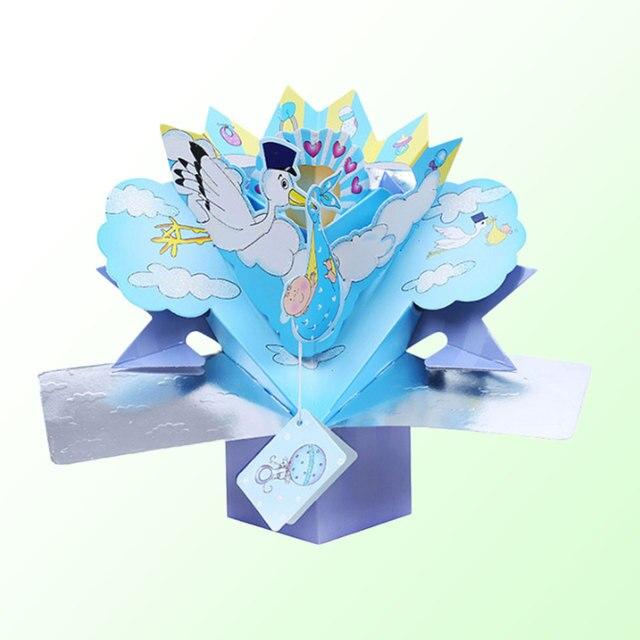 3d Pojawiają Się Karty życzenia Urodzinowe Kartki Papieru Rzemiosła