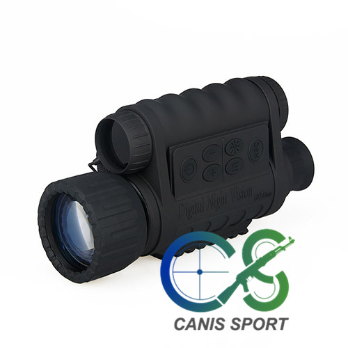 Eagleeye 6x50mm 5MP HD Digital Monocular Night Vision For Hunting Outdoor with Good Quality gs27 0016 in Night Visions from Sports Entertainment