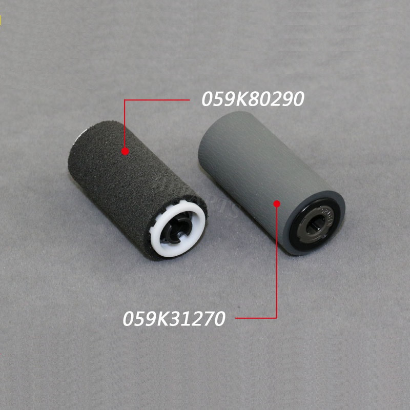 Original new ADF pickup roller assembly for Xerox S1810 2010 2011 S2220 S2320 S2420 feed roller,2 pcs 059K31270+1pc 059K80290 for samsung clp300 ml1641 1610 1640 2240 2241 2010 2510 scx4321 4521 for xerox 3117 3124 pickup roller pickup gear jc97 02688a