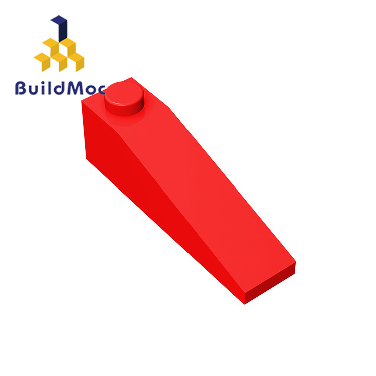 BuildMOC 60477 4x1 For Building Blocks Parts DIY LOGO Educational Tech Parts Toys