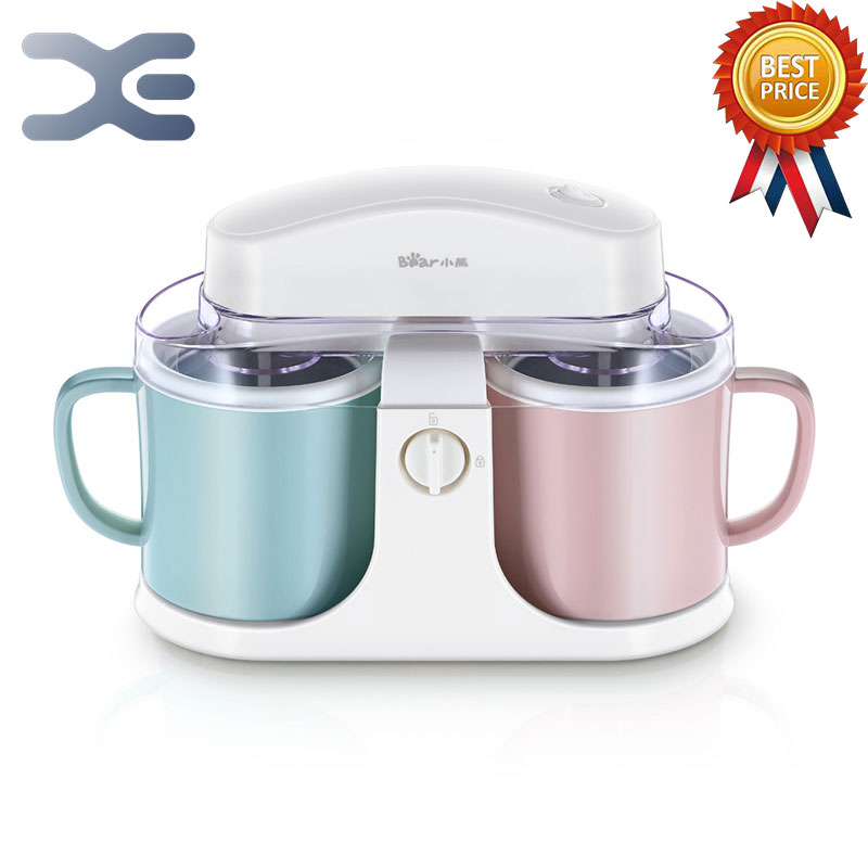 Home Ice Cream Maker Part - 35: Fully Automatic Machine Icecream High Quality Home Appliances 1L Ice Cream  Machine Free Shipping(China