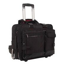 Чехол для путешествий на колесиках, чемодан на колесиках, чехол на колесиках, 18 дюймов, сумка для ноутбука, женская сумка для переноски багажа, дорожная сумка